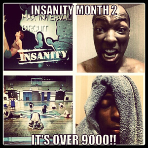 Insanity Workout Month 2